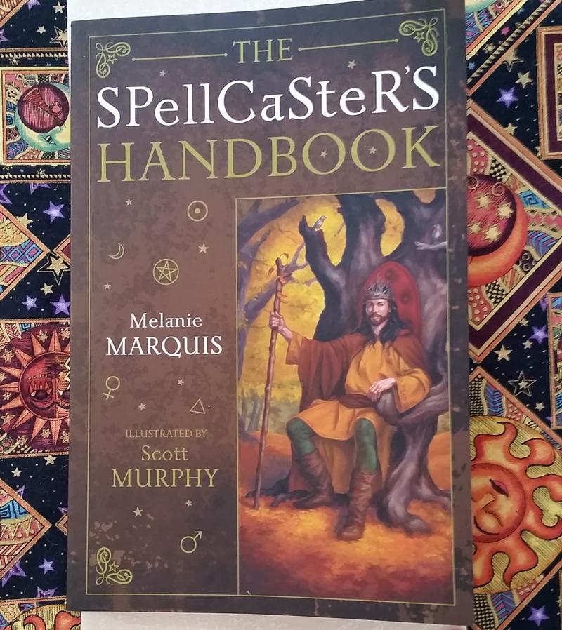The Handbook for the Modern SpellCaster's Tarot